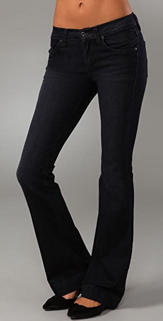 James Jeans Humphrey High Rise Flare Jeans