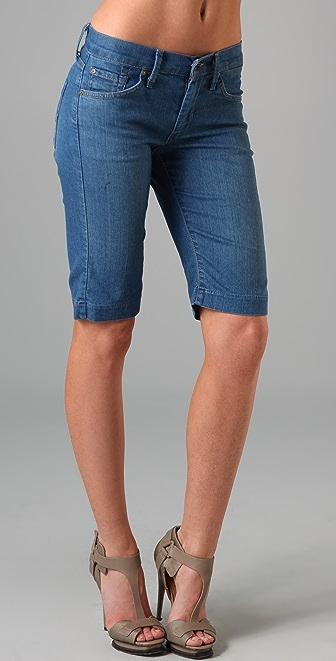 James Jeans Burt Bermuda Shorts