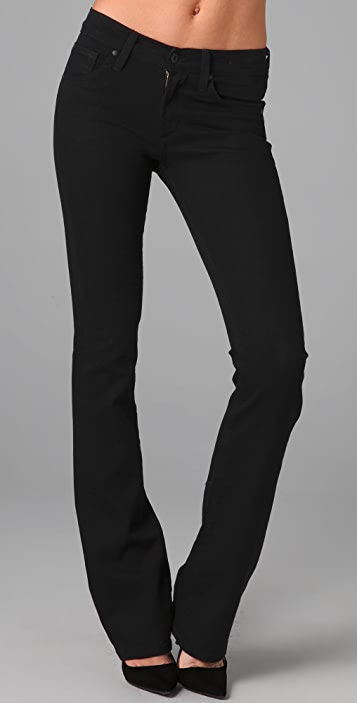 James Jeans Hector High Rise Boot Cut Jeans