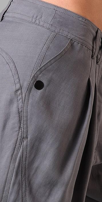 James Jeans Paneled Sweat Pants