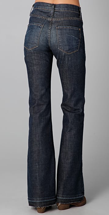James Jeans Disco 70's Super Flare Jeans
