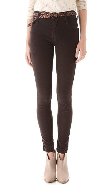James Jeans Twiggy High Class Corduroy Pants