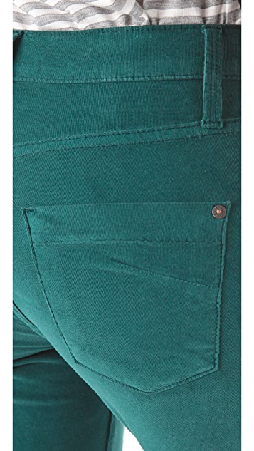 James Jeans Twiggy Corduroy Pants