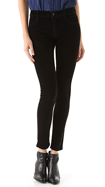 James Jeans Twiggy Velveteen Leggings