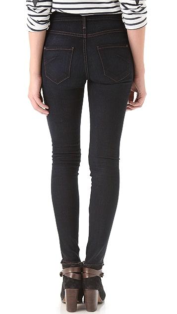 James Jeans High Rise Wonder Skinny Jeans