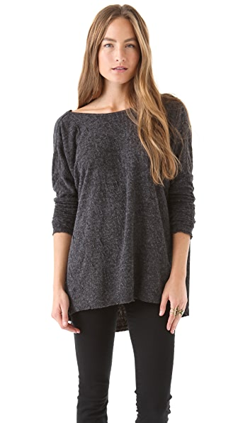 James Jeans Kara Cowl Back Sweater