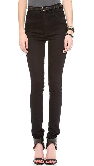 James Jeans Super High Rise Skinny Jeans
