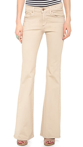 James Jeans Bella Perfect Fit and Flare Jeans