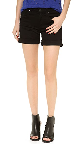 James Jeans Colette Clean Cuffed Shorts