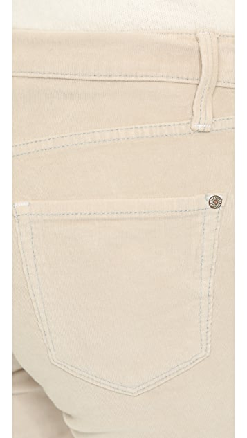 James Jeans Penney Corduroy Cigarette Pants