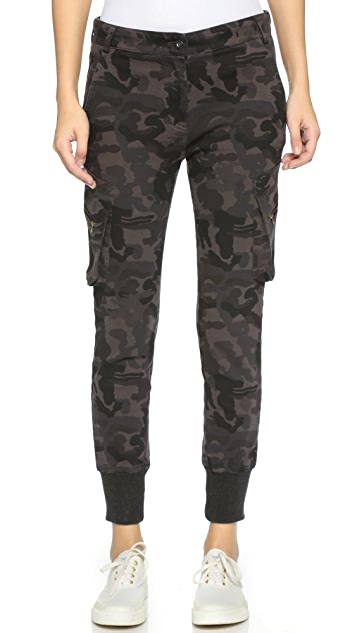 James Jeans Slouchy Fit Cargo Pants