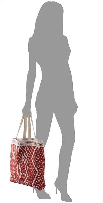 JADEtribe Nicole Tote Bag