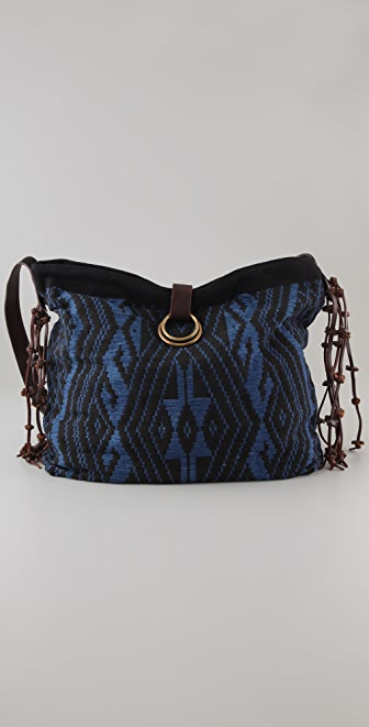 JADEtribe Nicole Messenger Bag
