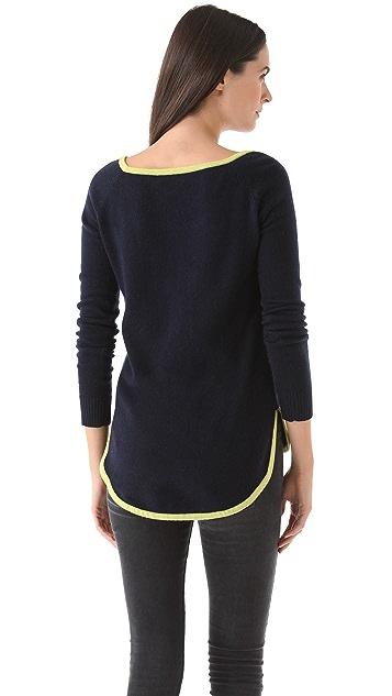 Jamison Bryce Tuxedo Sweater