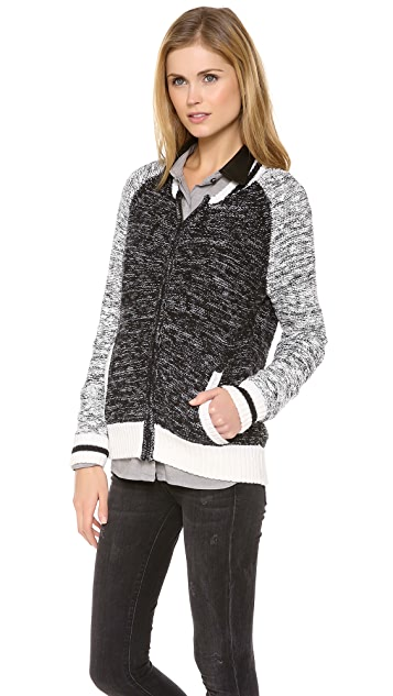 Jamison David Zip Up