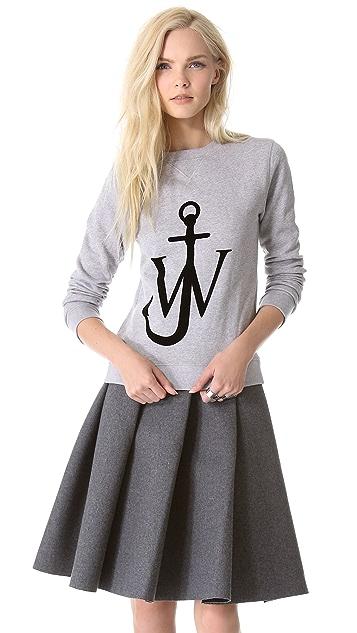 J.W. Anderson Logo Sweatshirt