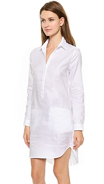 J.W. Anderson Classic Oxford Shirt Dress