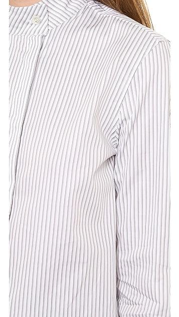 J.W. Anderson Asymmetric Placket Shirt
