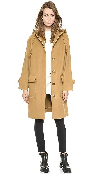 J.W. Anderson Wool Duffle Coat