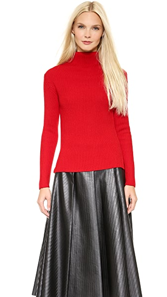 J.W. Anderson Folded Neck Sweater