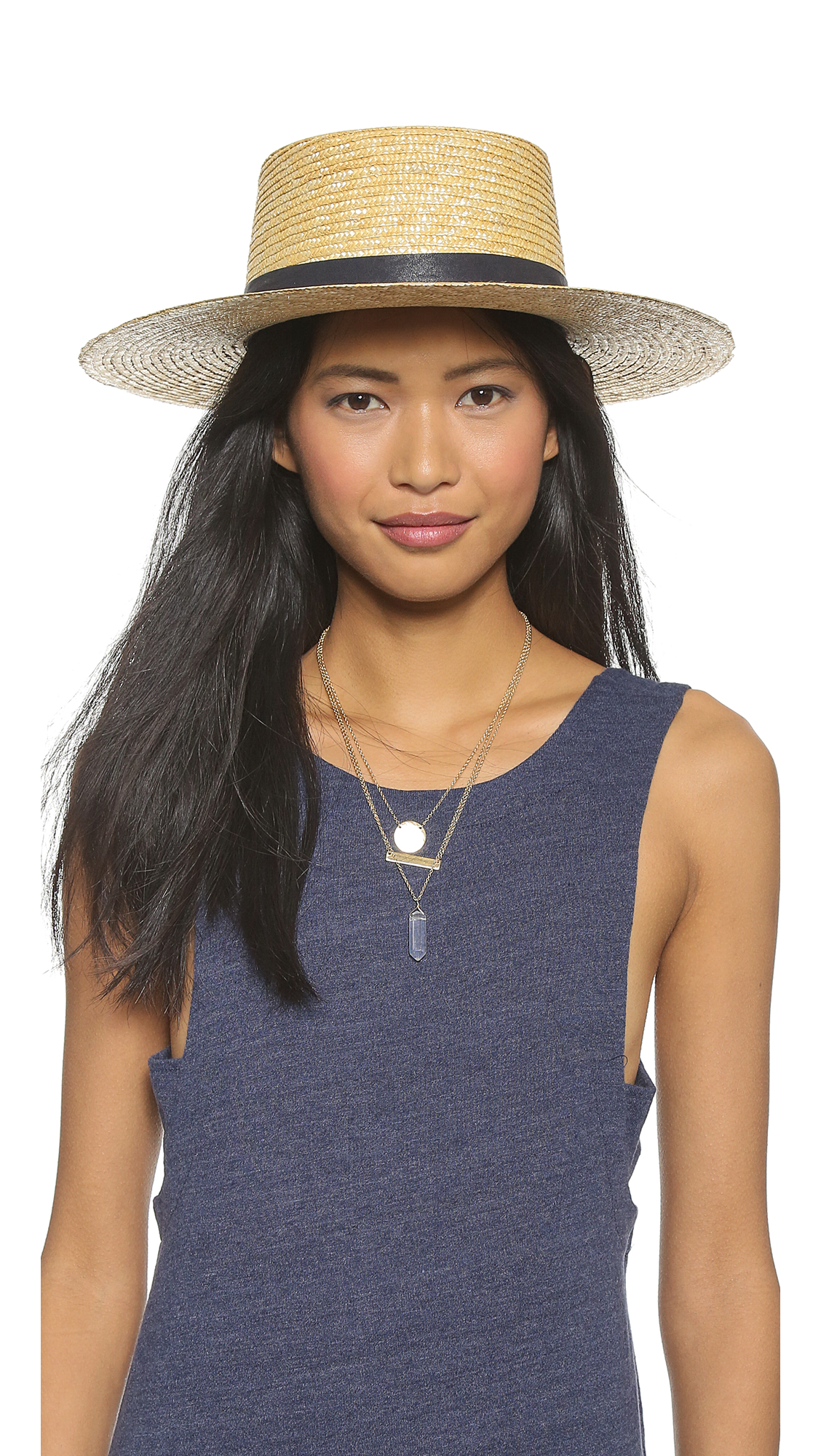 Janessa Leone Klint Hat  4e65d7e42f0