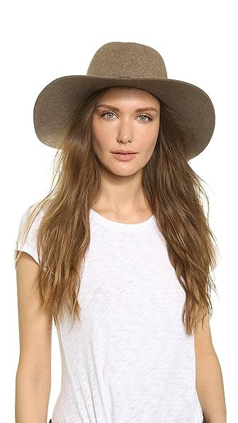 Janessa Leone Wegner Hat