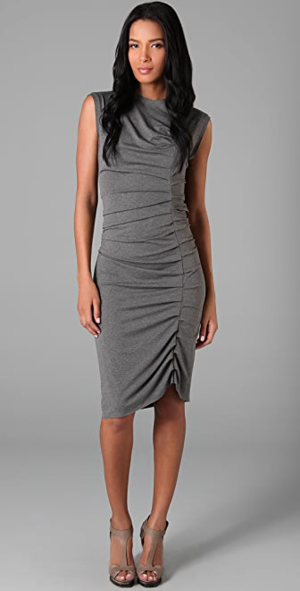 Jarbo Pleated Dress