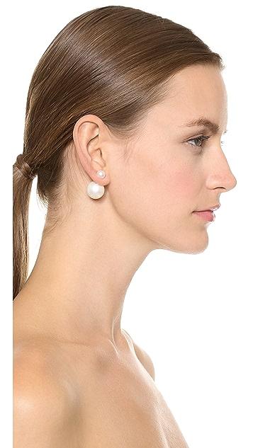 Jarin K Double Side Earrings
