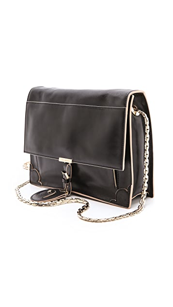 Jason Wu Jourdan Chain Cross Body Bag
