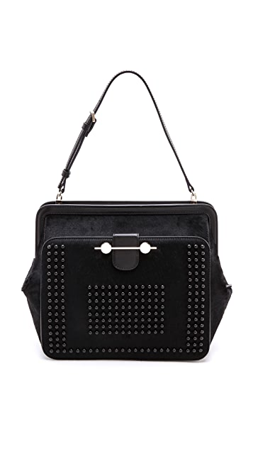 Jason Wu Daphne Shoulder Studded Bag