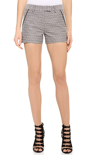 Jason Wu Tweed Shorts
