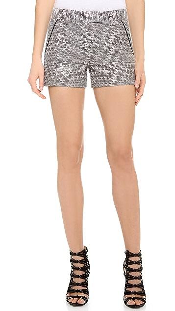 Jason Wu Tweed Shorts