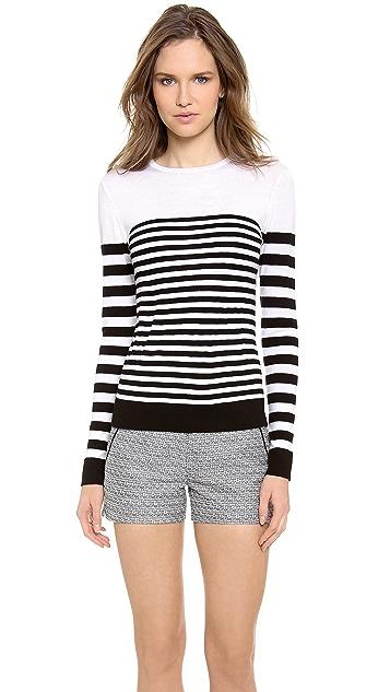 Jason Wu Long Sleeve Wool Pullover