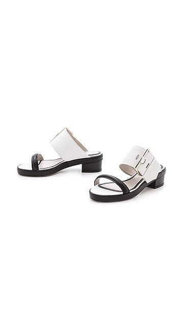 Jason Wu Slip On Sandals