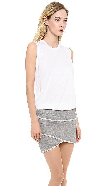 Jay Ahr Sleeveless Blouson Dress