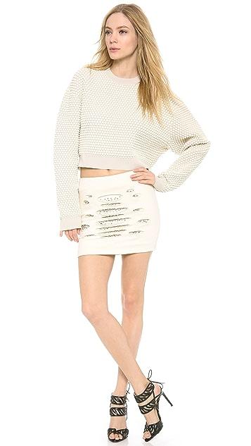Jay Ahr Long Sleeve Sweater