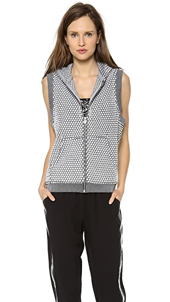 Jay Ahr Hooded Vest