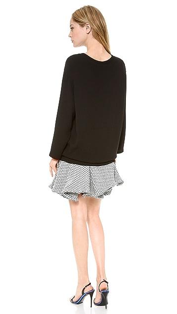 Jay Ahr Long Sleeve Dress