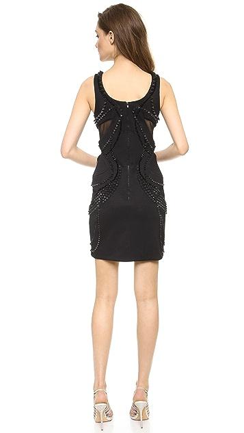 Jay Ahr Cutout Dress