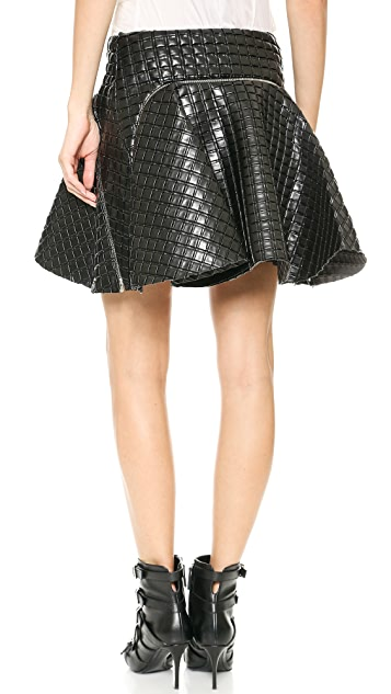 Jay Ahr A Line Miniskirt