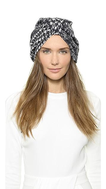 Jennifer Behr Center Wrap Full Turban