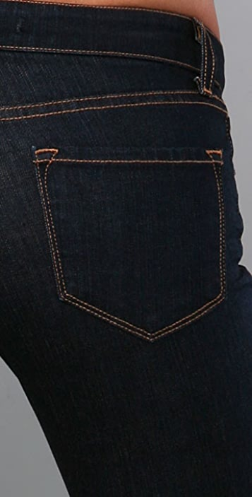 J Brand Curvy Fit Pencil Leg Jeans