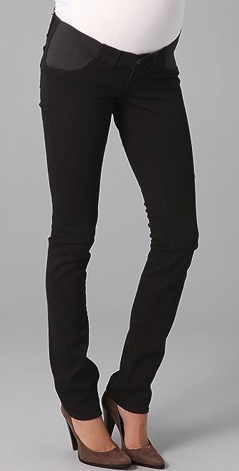 "J Brand Maternity 12"" Pencil Leg Jeans"