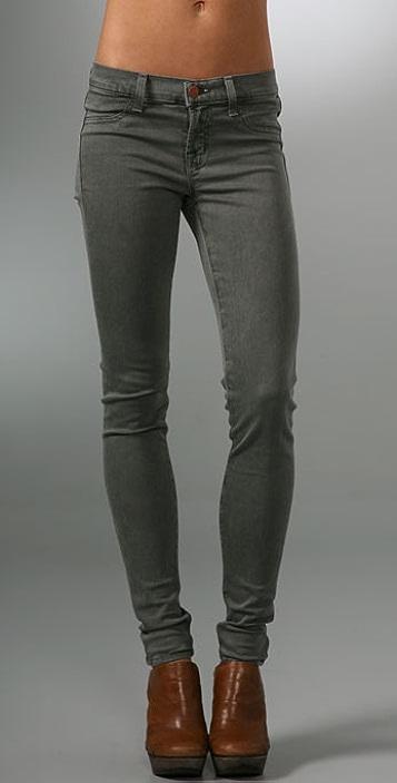 J Brand Overdyed Leggings