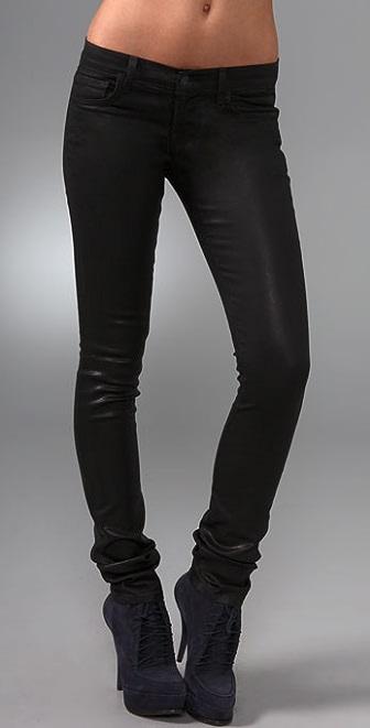 """J Brand 12"""" Wax Pencil Leg Jeans"""