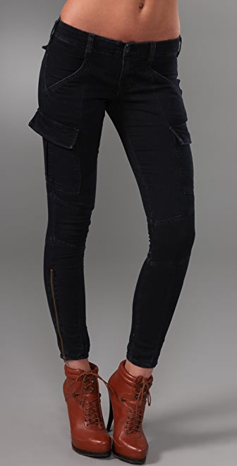 J Brand Houlihan Cargo Skinny Jeans | SHOPBOP