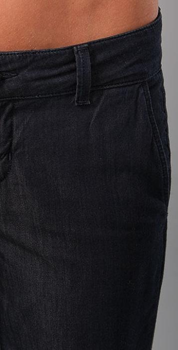 J Brand Bell Bottom Trouser Jeans