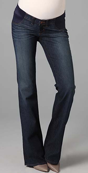 J Brand Perfect Boot Cut Maternity Jeans