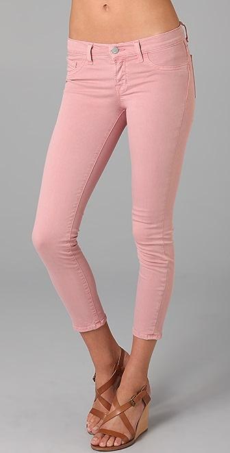 Skinny Jeans Capris - The Else