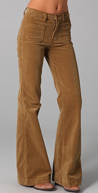 corduroy pants nz - Pi Pants